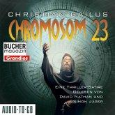 Chromosom 23 - Eine Thriller-Satire (ungekürzt) (MP3-Download)