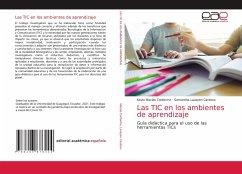 Las TIC en los ambientes de aprendizaje