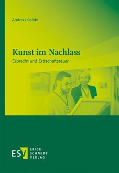 Kunst im Nachlass (eBook, PDF) - Rohde, Andreas