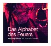 Das Alphabet des Feuers, 5 Audio-CD