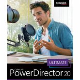 CyberLink PowerDirector 20 Ultimate (Download für Windows)