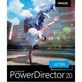 CyberLink PowerDirector 20 Ultra (Download für Windows)