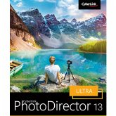 CyberLink PhotoDirector 13 Ultra (Download für Windows)