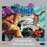 Jan Tenner - Der neue Superheld - Folge 20: Rückkehr ins Reich der Azzarus (MP3-Download)