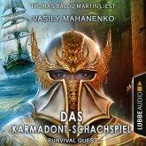 Survival Quest: Das Karmadont-Schachspiel - Survival Quest-Reihe, Teil 5 (Ungekürzt) (MP3-Download)