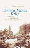 Thomas Manns Krieg (eBook, PDF)