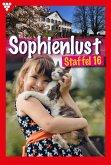 Sophienlust Staffel 16 - Familienroman (eBook, ePUB)