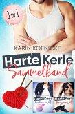 Harte Kerle 1 -3 Sammelband (eBook, ePUB)