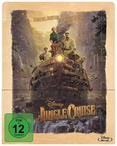 Jungle Cruise Steelbook