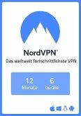 NordVPN (6 Geräte / 1 Jahr) (Download für Windows)