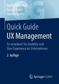 Quick Guide UX Management (eBook, PDF)
