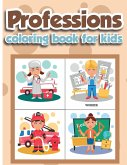 Professions Coloring Book for Kids