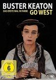 Der Cowboy-Go West (Kolorierte Version)