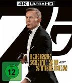 James Bond 007 - Keine Zeit zu sterben 4K Ultra HD Blu-ray + Blu-ray