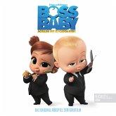 Boss Baby 2 - Schluss mit Kindergarten (Das Original Hörspiel zum Kinofilm) (MP3-Download)