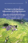 The Right to the Continuous Improvement of Living Conditions (eBook, PDF)