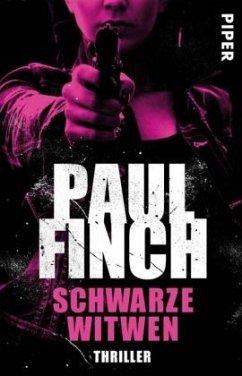 Schwarze Witwen / Lucy Clayburn Bd.1 (Restauflage) - Finch, Paul