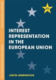 Interest Representation in the European Union (eBook, PDF)