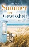 Sommer der Gewissheit (eBook, ePUB)