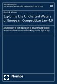 Exploring the Uncharted Waters of European Competition Law 4.0 (eBook, PDF)