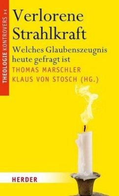 Verlorene Strahlkraft (Mängelexemplar) - Knabe, Hubertus