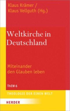 Weltkirche in Deutschland (Mängelexemplar)