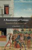 Renaissance of Violence (eBook, ePUB)