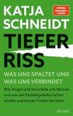 Tiefer Riss - Was uns spaltet und was uns verbindet (eBook, ePUB)