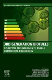 3rd Generation Biofuels: Disruptive Technologies to Enable Commercial Production