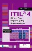ITIL® 4 Strategist - Direct, Plan and Improve (DPI) Kursunterlagen - Deutsch (eBook, ePUB)