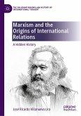 Marxism and the Origins of International Relations (eBook, PDF)