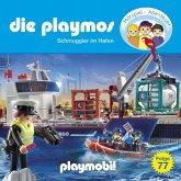 Die Playmos - Das Original Playmobil Hörspiel, Folge 77: Schmuggler im Hafen (MP3-Download)