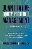 Quantitative Equity Portfolio Management, 2nd Edition