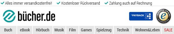 bücher.de NEWLSLETTER