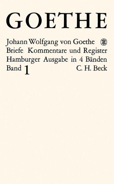 Briefe Von Goethes Mutter : Briefe der jahre von johann wolfgang