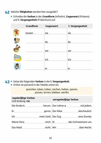 Hauschka Lernprogramm Grammatik 4. Klasse - Sprachbetrachtung ...