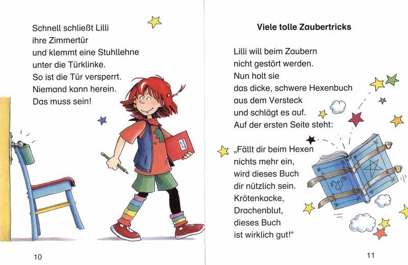Hexe Lilli Zaubert Hausaufgaben Bd 1 Von Knister Buch