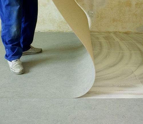 Pvc verlegen  Selbst Teppichböden, Linoleum, Kork und PVC verlegen von Peter ...