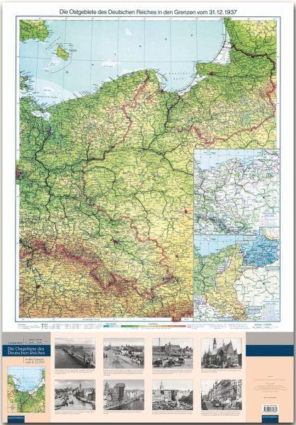 Die Ostgebiete Des Deutschen Reiches In Den Grenzen Vom 31 12 1937