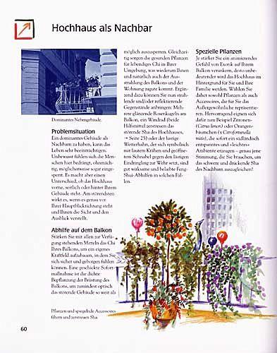 feng shui harmonisches wohnen mit pflanzen sonderausgabe von g nther sator buch b. Black Bedroom Furniture Sets. Home Design Ideas