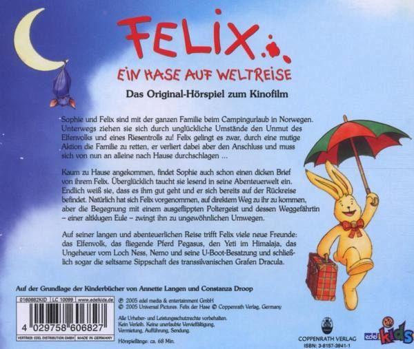 Felix Auf Weltreise