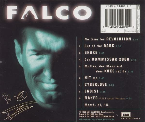out of the dark von falco cd. Black Bedroom Furniture Sets. Home Design Ideas