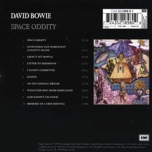 space oddity von david bowie. Black Bedroom Furniture Sets. Home Design Ideas