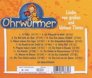 OhrwГјrmer Lieder