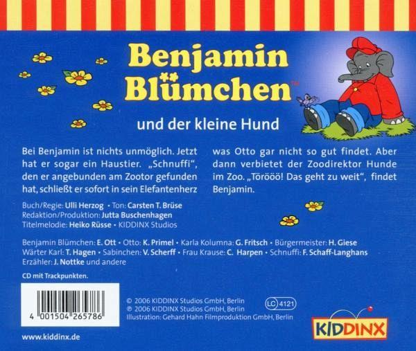 Elfie Donnelly Benjamin Blümchen Findet Einen Schatz