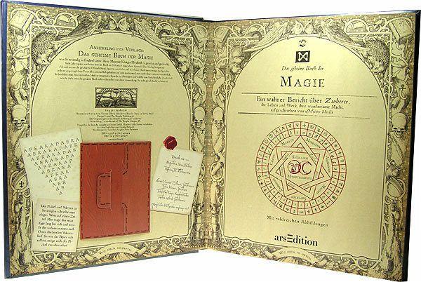 das geheime buch der magie portofrei bei b bestellen. Black Bedroom Furniture Sets. Home Design Ideas