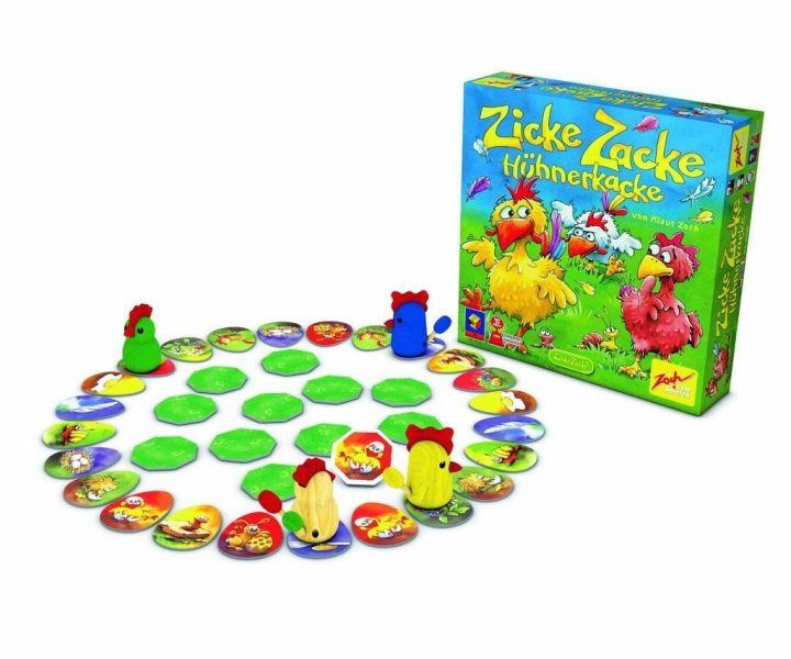 Zicke Zacke HГјhner Spielanleitung