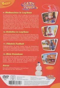 lazytown vol 03 weihnachten in lazytown film auf dvd. Black Bedroom Furniture Sets. Home Design Ideas