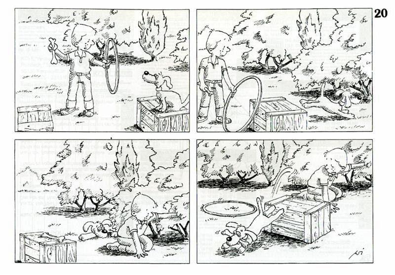Der Volltreffer - 20 Bildergeschichten zum Schmunzeln ...