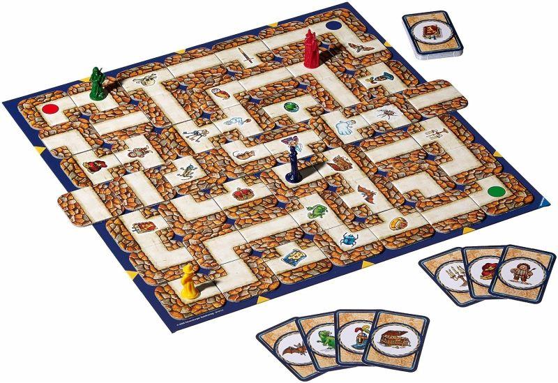 Spielregeln Das VerrГјckte Labyrinth